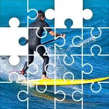 Image result for Paddle Boarding Jigsaw Puzzle