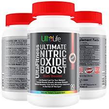 1 nitric oxide booster l arginine blend best pre workout pill builds muscle