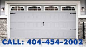 Garage Door Repair in Atlanta - Doors, Springs, Openers, Chains, Belts.