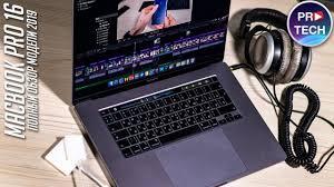 """Лучший <b>ноутбук Apple</b>! ПОЛНЫЙ обзор <b>MacBook Pro</b> 16"""" 2019 ..."""