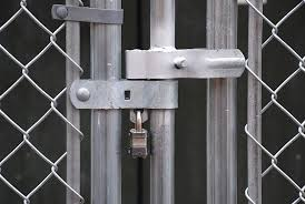 chain link fence gate lock. Image Of: Chain Link Fence Gate Latch Steel Chain Link Fence Gate Lock K