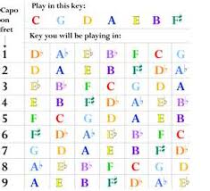 Transposing For Guitarists Dont Worry This Wont Hurt A