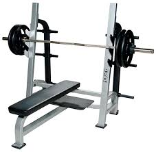 york barbell weight. york barbell olympic flat weight lifting bench with gun rack bar catches u