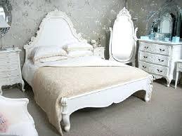 Vintage White Bedroom Furniture Vintage White French Provincial ...