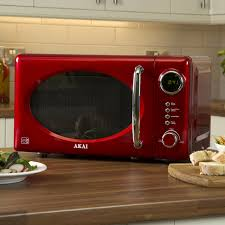 Akai A24009 Digital Solo Microwave with - Buy Online in Cambodia at Desertcart