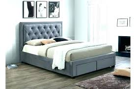 Queen Canopy Bed Size With Storage House – Cread