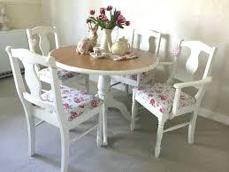 shabby chic round kitchen table shabby chic kitchen table sets dining tables terrific shabby chic dining