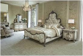 Michael Amini Hollywood Swank Dining Set Bed Queen Traditional Home ...