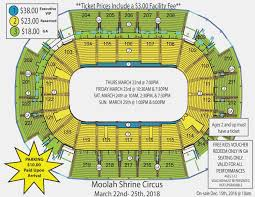 La Shrine Auditorium Seating Chart 38 Actual 3 Arena Seating Plan