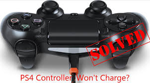 solved ps4 controller won t charge