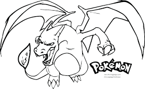 Pokemon Coloring Pages Printable Free Coloring Pages Free Mega