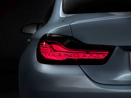 Sport Series bmw laser headlights : BMW Gives the M4 Coupe a Cool Set of Laser and OLED Lights at CES ...