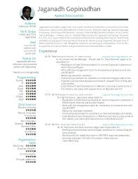 Science Resume Template New Data Scientist Resume Data Scientist Resume Best Sample Template And