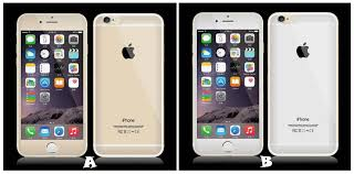 iphone 6 plus white. iphone 6 plus gold white diamond tempered glass screen protector *free iphone white