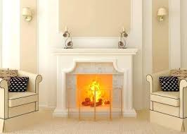 fireplace crown molding stacked stone with