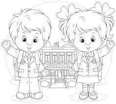 Small Picture Best Coloring Pages For School Color Gallery 1083 Unknown