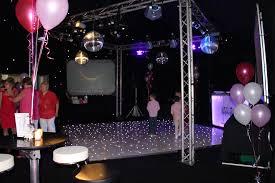 Lighting Simon P Parties Events