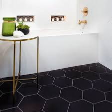 Bathroom Tile Designs Trends Ideas The Tile Shop Custom Black Bathroom Tile Ideas