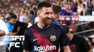 Should Barcelona risk starting Lionel Messi vs. Borussia Dortmund ...