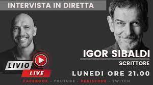 Intervista a Igor Sibaldi - YouTube