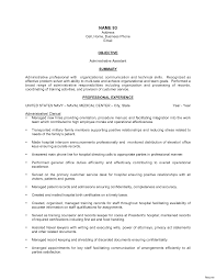 Sample Functional Resume For Administrative Assistant administrative assistant functional resume executive administrative 1