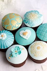 Shower Cupcakes Bridal Shower Cupcake Topper Ideas