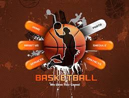 Basketball Powerpoint Template Free Free Basketball Templates Basketball Powerpoint Template Free