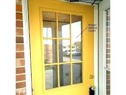 cost to install exterior door frame replacing jamb replace do and