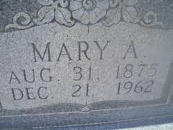 Mary Almira Ashton Jeffers (1875-1962) - Find A Grave Memorial