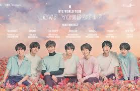Citi Field Seating Chart Concert Bts Bts Confirms Highly Anticipated Details Of Their First