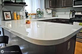 Diy Kitchen Countertops Kitchen Countertop Options Houselogic throughout  Painting Kitchen Countertops