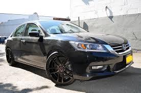honda accord 2016 black. honda accord sport 20 inch bronze zero rims gwg wheels 4 honda accord 2016 black