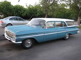 1959 Chevrolet Kingswood - Information and photos - MOMENTcar