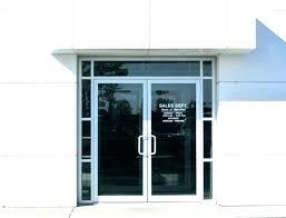 glass door entrance glass door entrance office entrance doors full size of door entrance overhang gripping