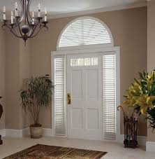 front door with windowSpeciality Window Coverings  Columbia Blinds and Shutters
