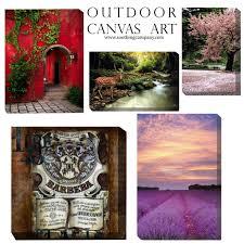 outdoor canvas art. A Pretty Canvas Print For The Outdoors. | OUTDOOR CANVAS ART Pinterest Canvases. Outdoor Art R