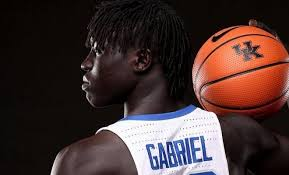 Kings, Wenyen Gabriel agree to contract, according to tweet – Hoop-Ball