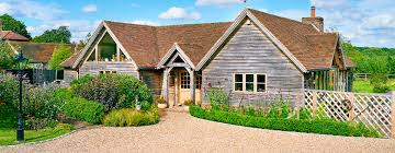 what is the cost of an oak frame house