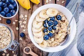 gezond ontbijt havermout yoghurt