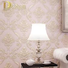 Pink And Purple Wallpaper For A Bedroom Compare Prices On Pink Wallpaper Online Shopping Buy Low Price