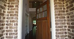 house front door open. Front Home Entrance Low Angle Door Open Rise Up. Rising Shot Of The House O