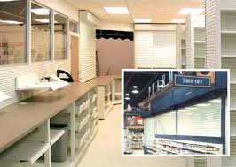 all uniweb counter walls include electrical s and cabling data conduits shelving and cabinetry including counter tops the modular pharmacy goes