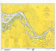 Columbia River Nautical Charts Amazon Com Professionally Reprinted 8 X 12 Image Of 1968