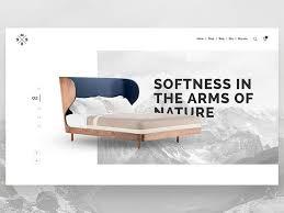 furniture design layout. slide no 2 furniture for website design layout t