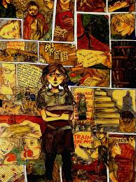 the book thief i d like to have this illustration strong   the book thief i d like to have this illustration strong