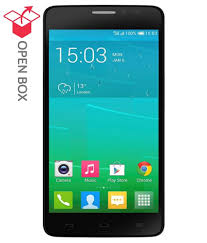 OPEN BOX Alcatel One-touch Idol X+ 16GB Bluish Black 2 GB RAM ...
