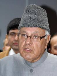 Dr. Farooq Abdullah, Minister for New and Renewable Energy