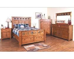 Sunny Designs Furniture Sunny Designs Sedona 4pc Bedroom Set Su 2322ro Set