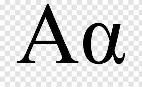 The greek alphabet has been used to write the greek language since the 8th century bc. Greek Alphabet Letter Nato Phonetic Symbol Transparent Png