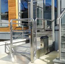 commercial wheelchair lift. Unenclosed Vertical Platform Lifts Commercial Wheelchair Lift